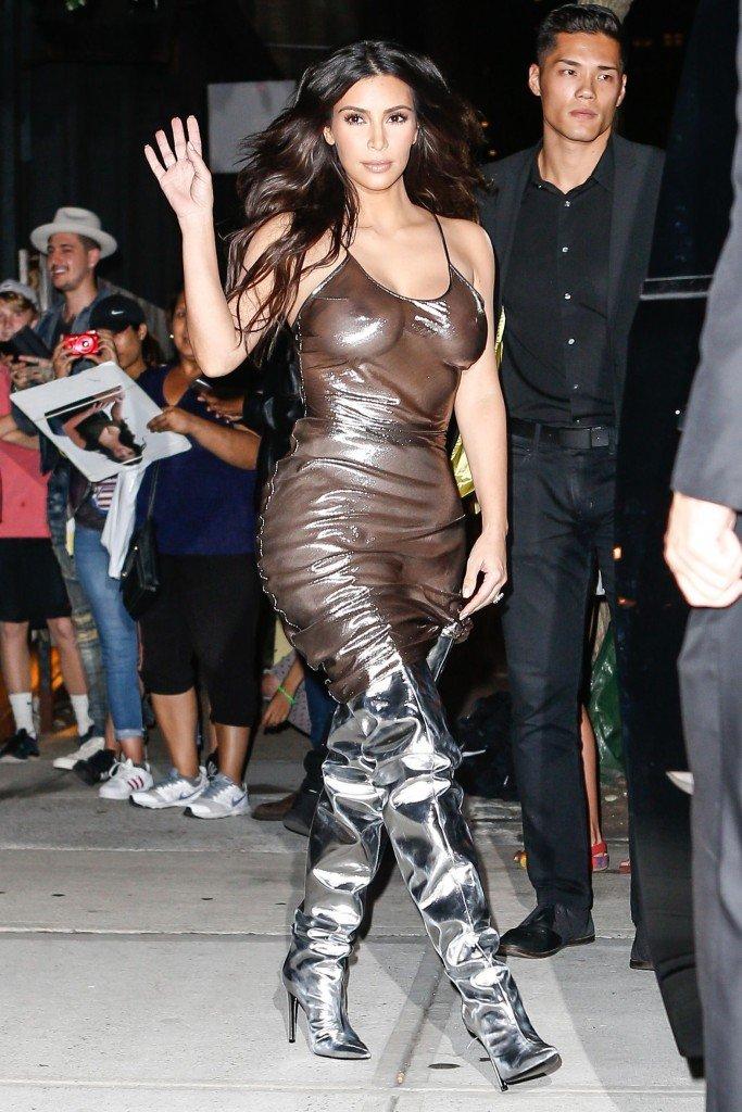 Kim Kardashian See Through (104 Photos)