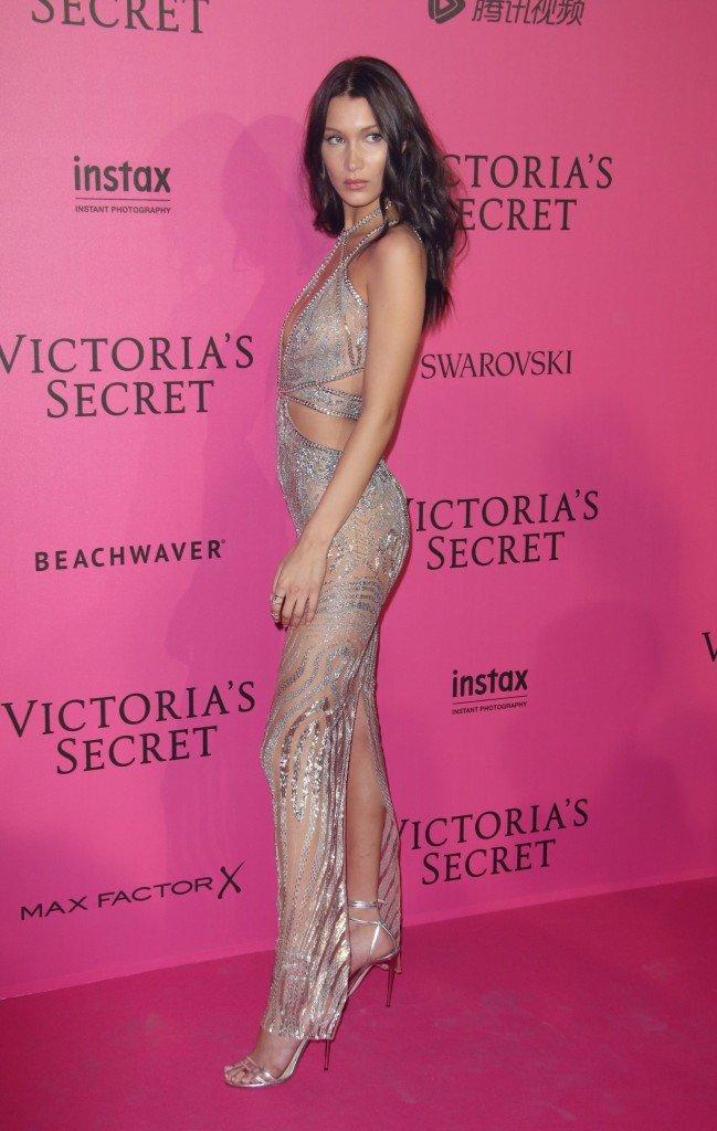 Bella Hadid See Through (29 Photos)