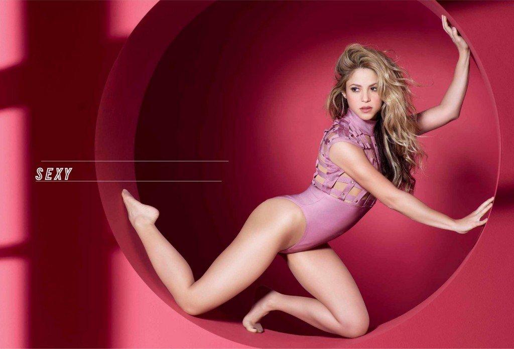 Shakira Sexy (5 Photos)