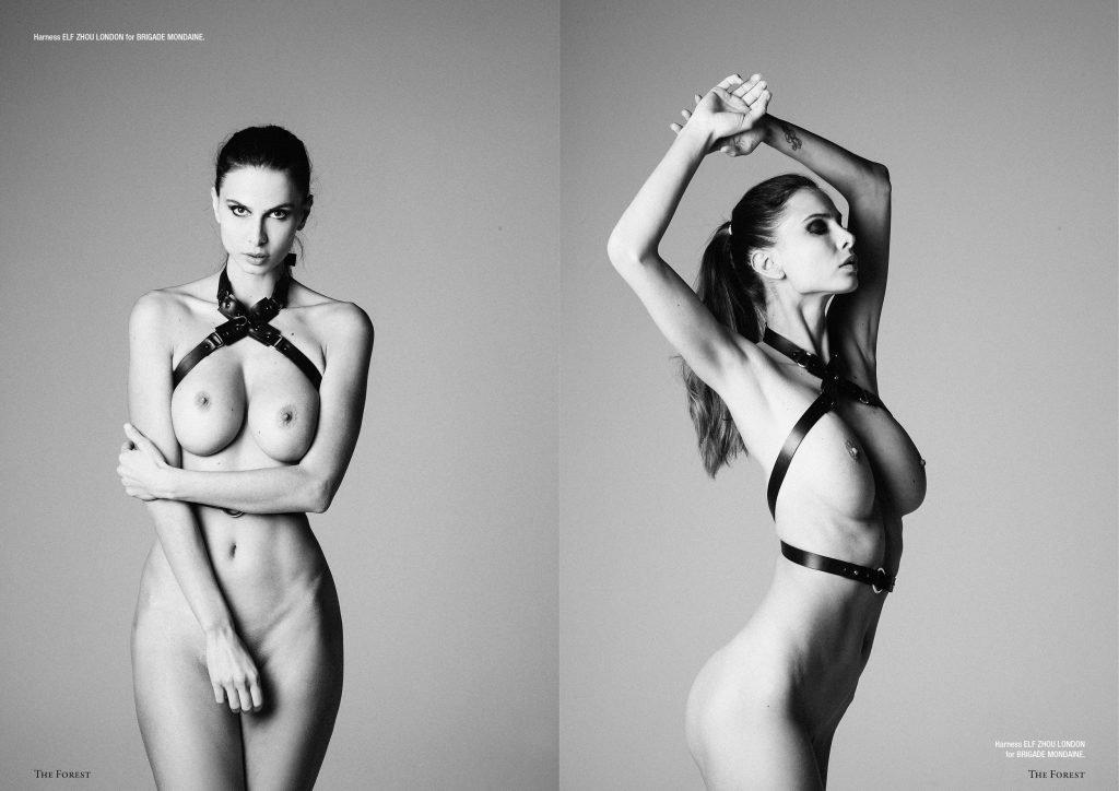 Alexandra Zimny Nude & Sexy (8 Photos)