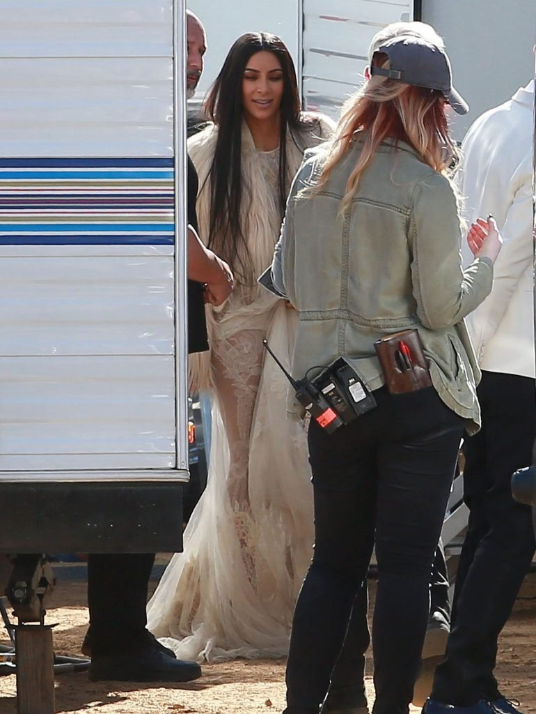 Kim Kardashian See Through (79 Photos)