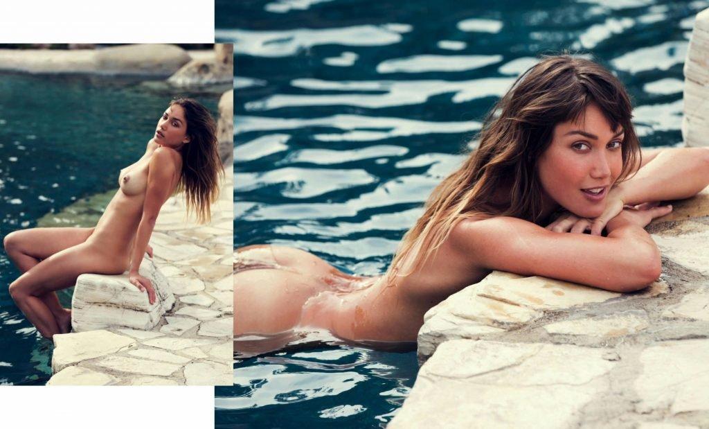 Brook Power Nude & Sexy (19 Photos)