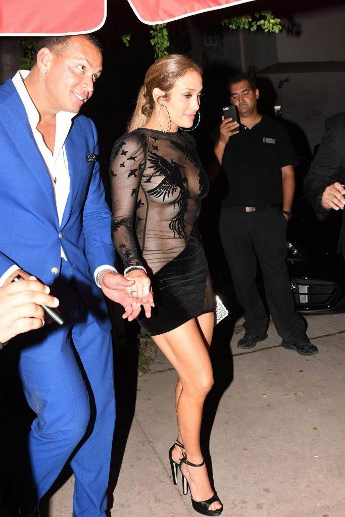 Jennifer Lopez See Through (45 Photos)