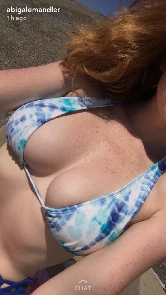 Abigale Mandler Nude & Sexy (98 Photos + Videos & GIFs)