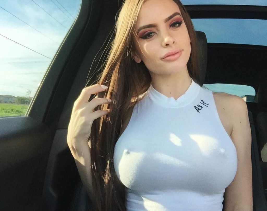 Allison Parker Nude & Sexy (116 Photos + Gifs)