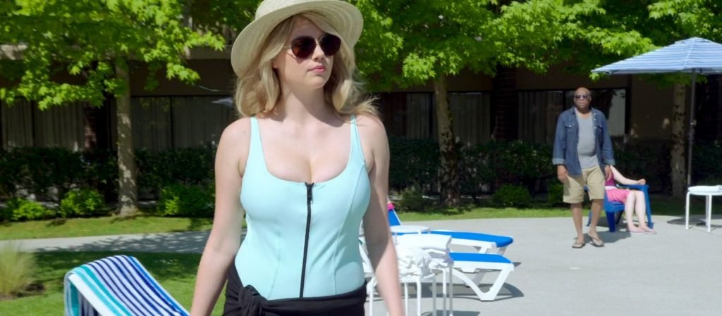 Alexandra Daddario & Kate Upton Sexy – The Layover (2017) HD 1080p