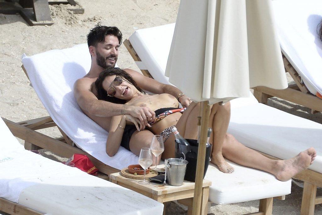 Nabilla Benattia Sexy & Topless (11 Photos)