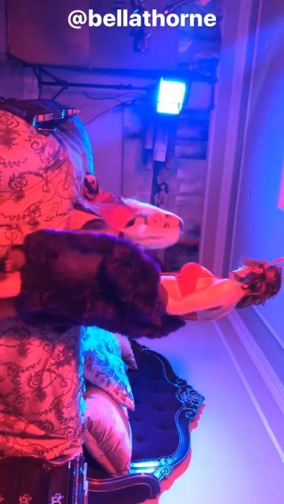 Bella Thorne Sexy (40 Pics + Gifs & Video)
