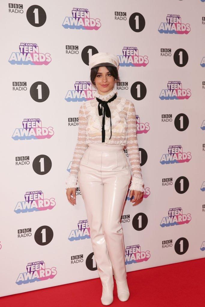 Camila Cabello Areola Peek (23 Photos + Video)