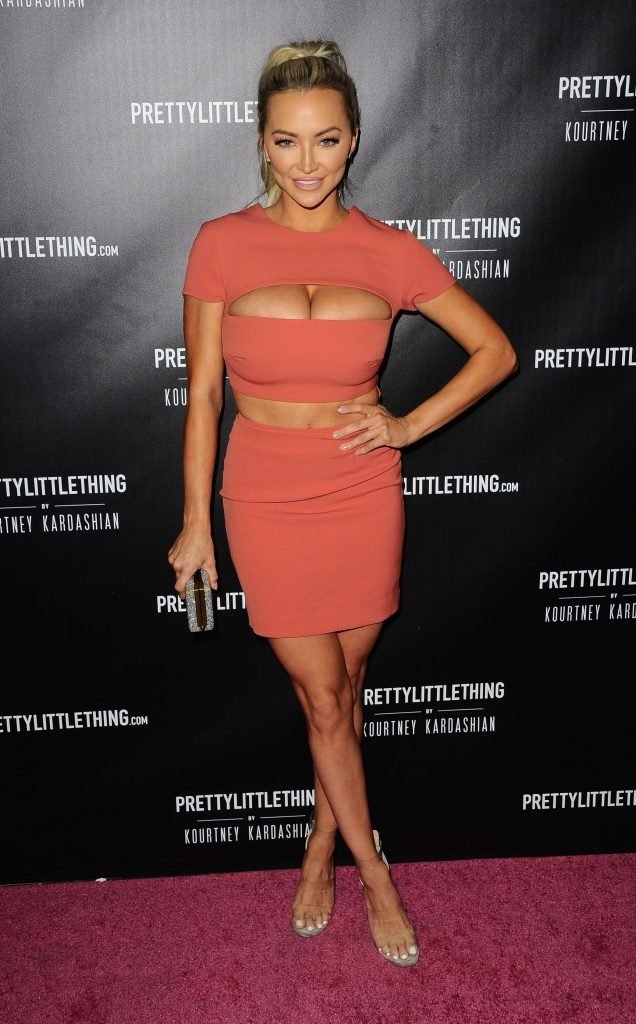 Lindsey Pelas Sexy (9 Photos + Video)