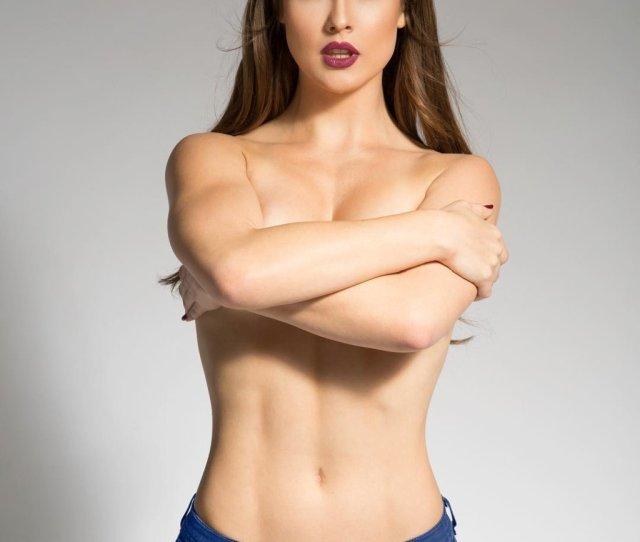 Amanda Cerny Topless 3 Photos