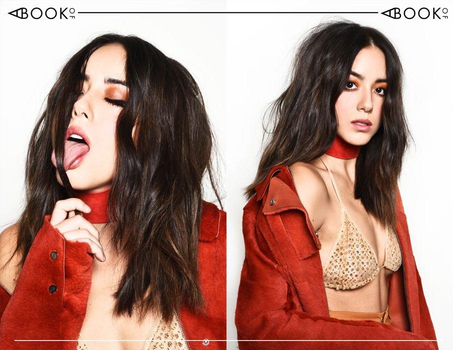 Chloe Bennet Sexy (10 Photos)