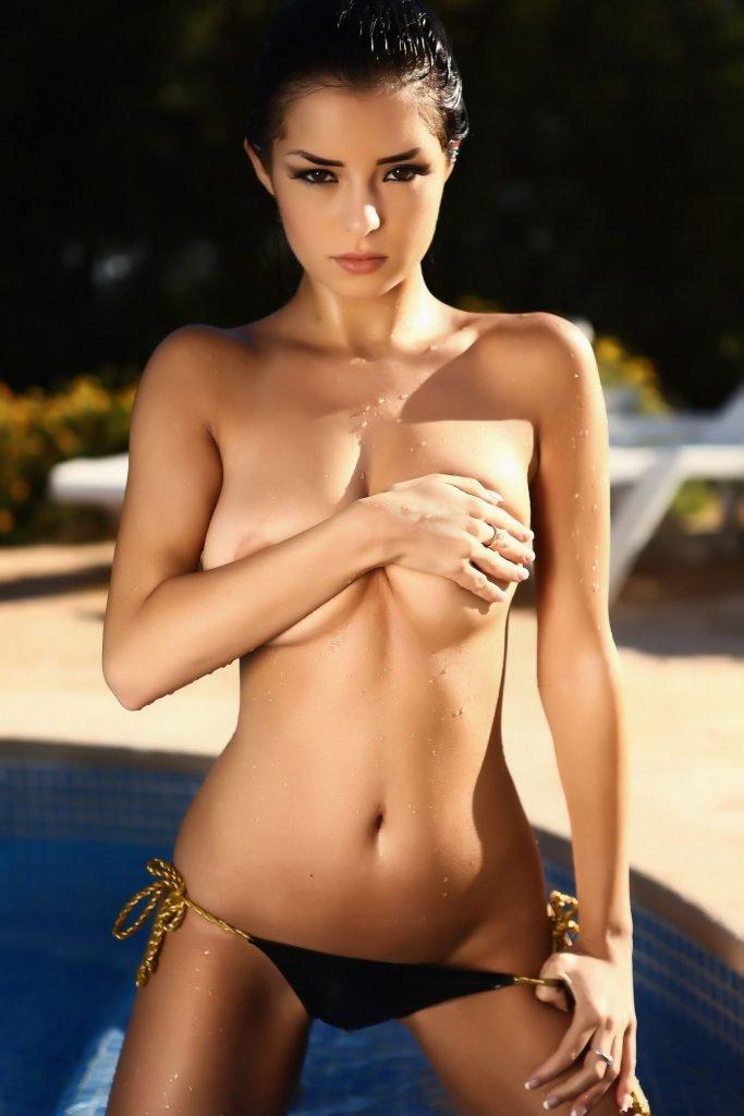 Demi Rose Sexy & Topless (12 Photos)