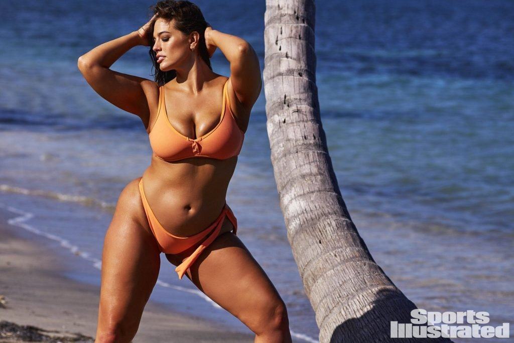 Ashley Graham – 2018 Sports Illustrated Swimsuit Issue