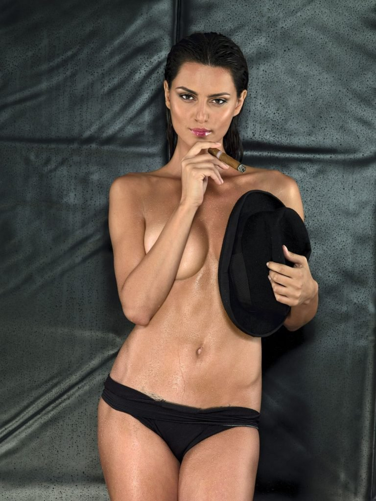 Catrinel Menghia Sexy & Topless (11 Photos)