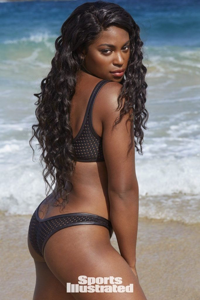 Sloane Stephens – 2018 Sports Illustrated Swimsuit Issue