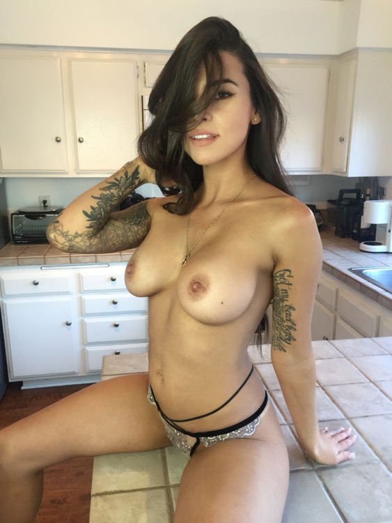Suttin Nude & Sexy (36 Photos + Video)