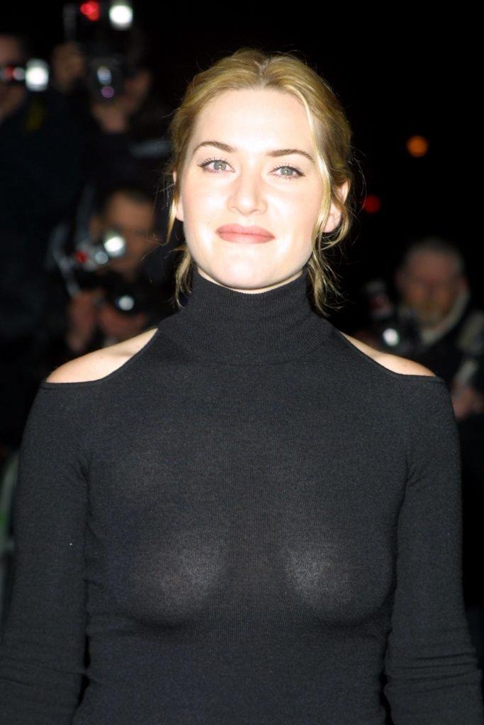 Kate Winslet See Through (1 Photo)
