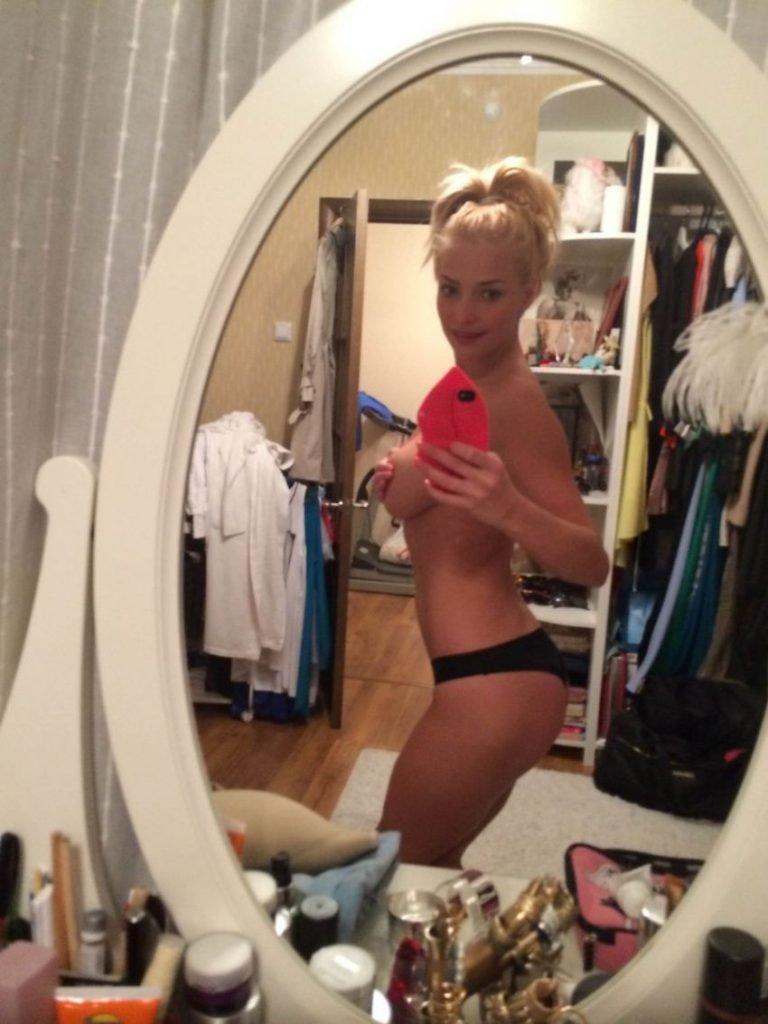 Tatiana Kotova Nude Leaked Fappening (5 Photos)