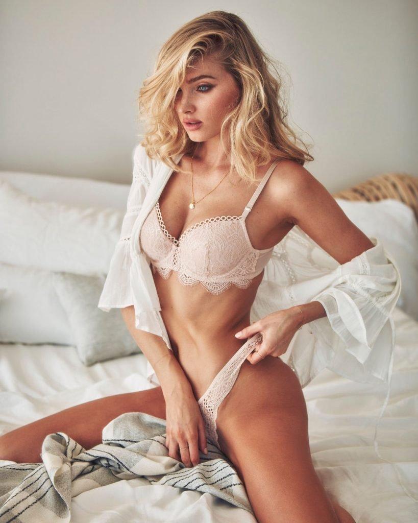 Elsa Hosk Sexy (13 Photos)