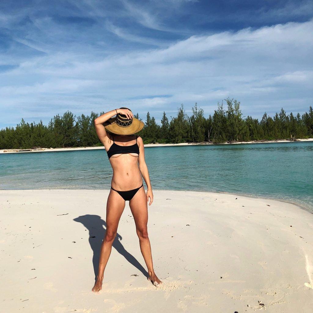 Nina Agdal Sexy (2 Pics)
