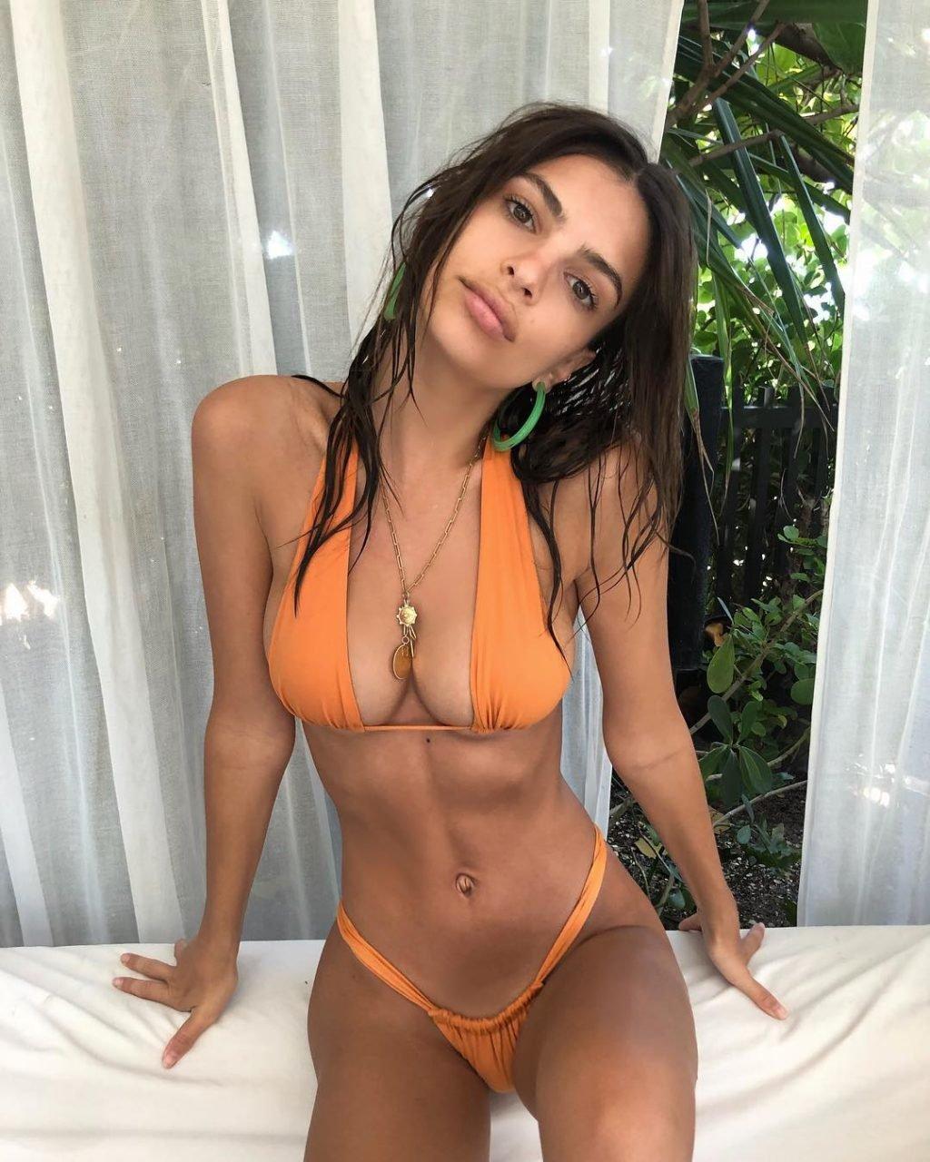 Emily Ratajkowski Sexy (3 New Pics)