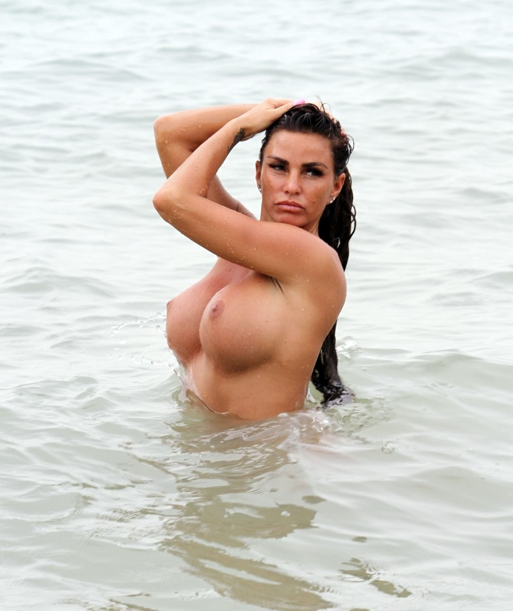 Katie Price Naked (62 Photos)