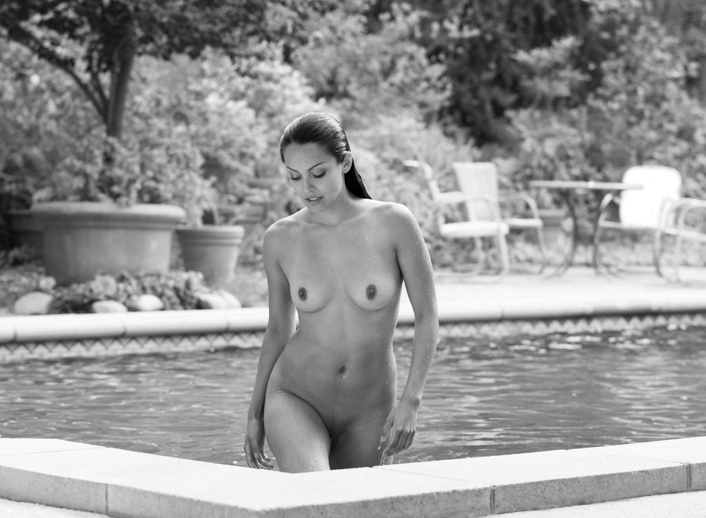 Raquel Pomplun Naked (10 Photos)
