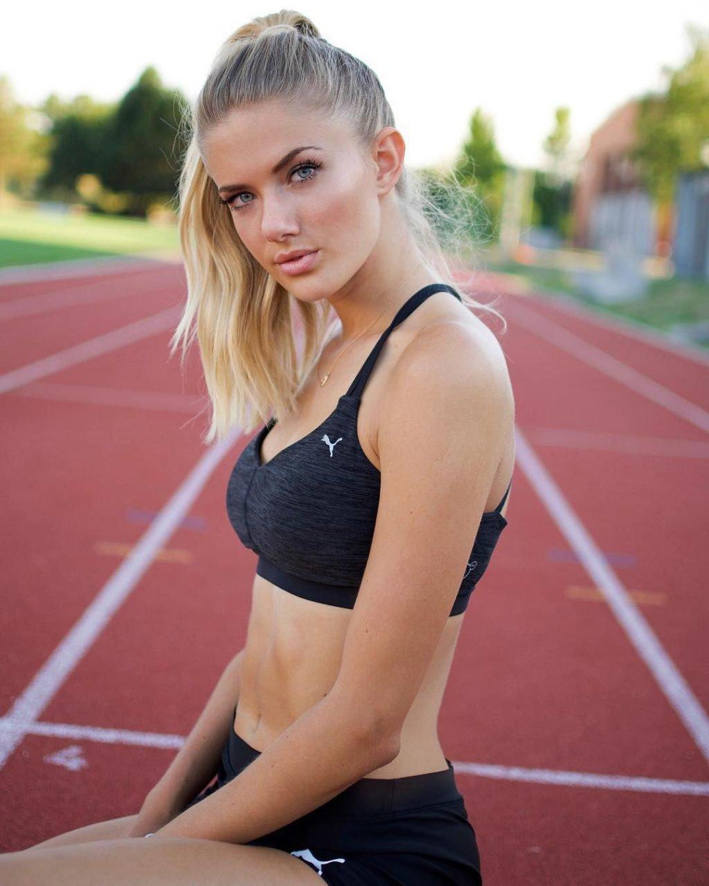 Alica Schmidt Sexy (113 Photos)