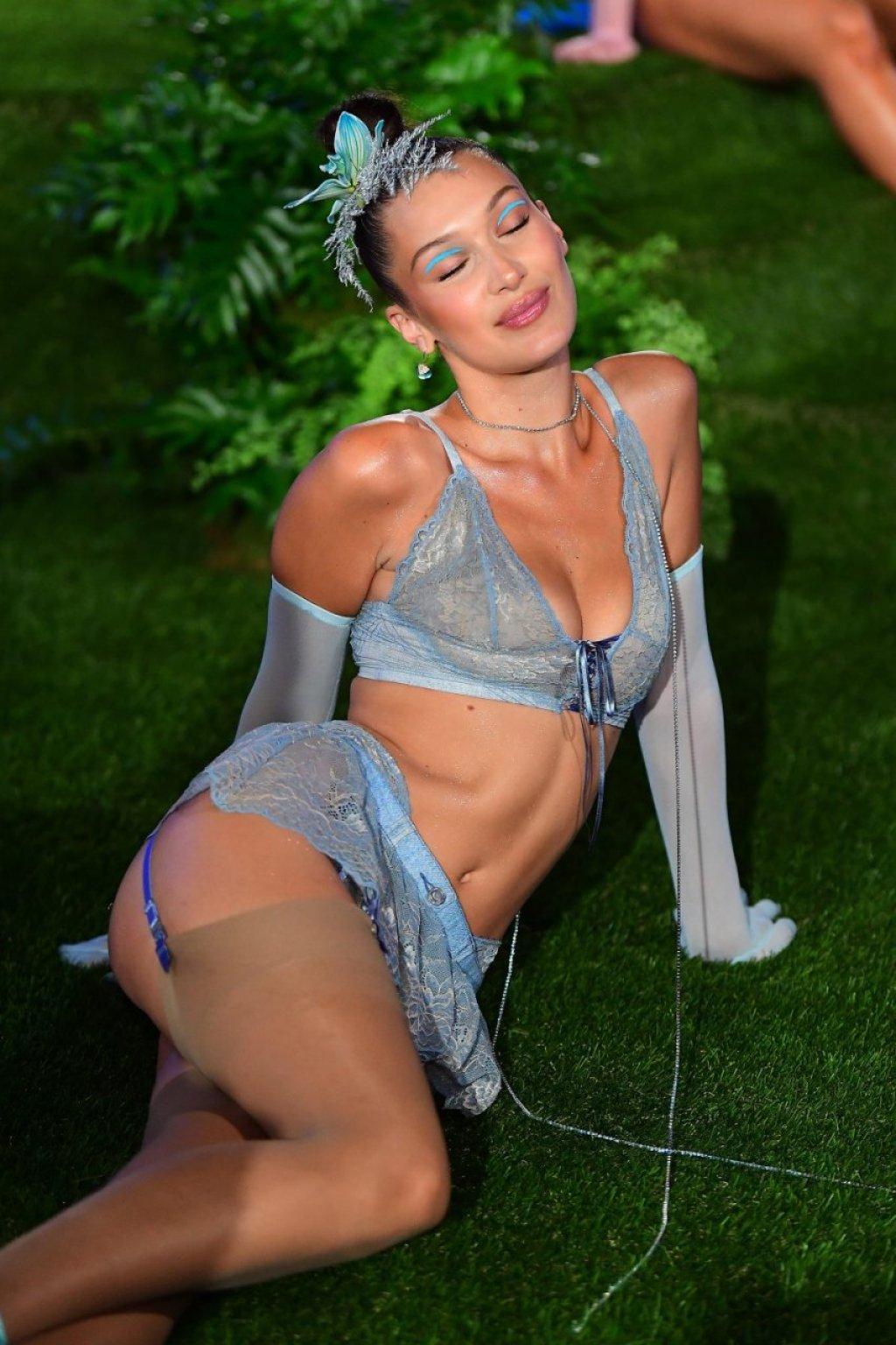 Bella Hadid Sexy (40 Photos + Video)