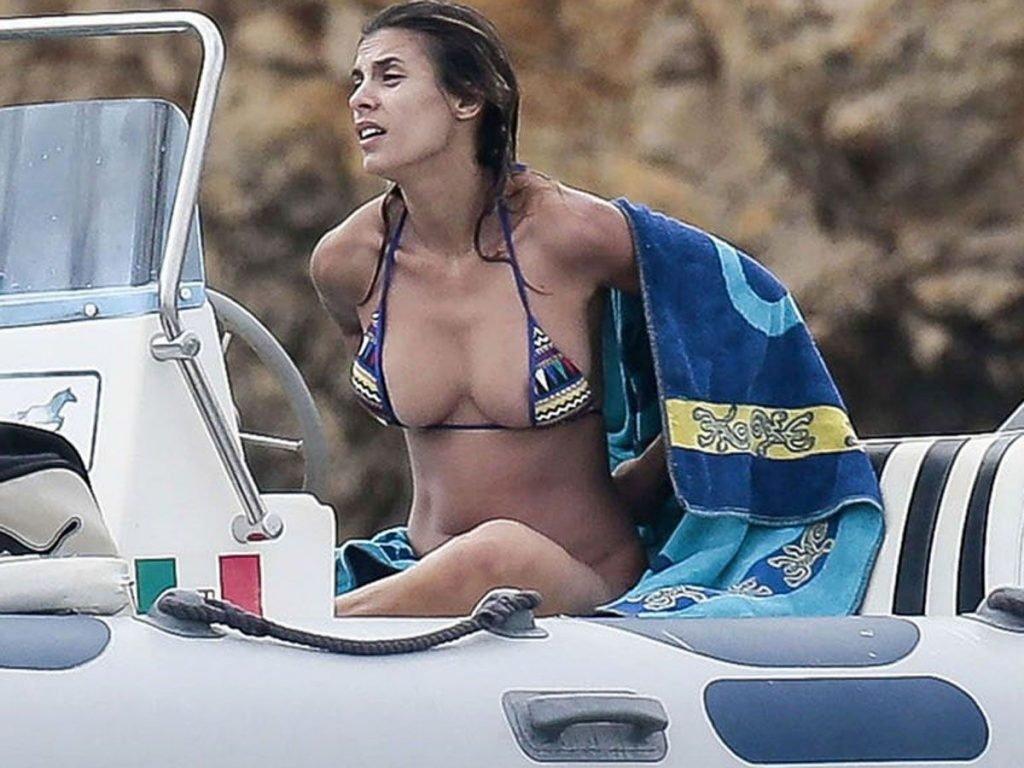 Elisabetta Canalis Sexy & Topless (16 Photos)