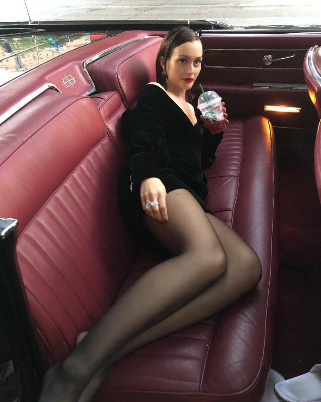 Leighton Meester Sexy (19 Photos)