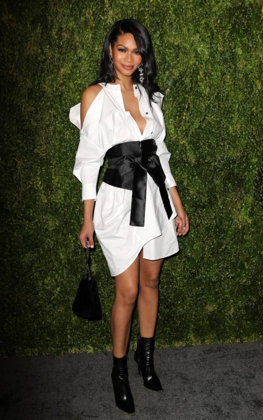 Chanel Iman Nip Slip (95 Photos)