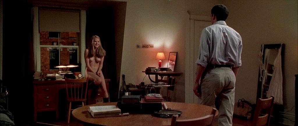Jacinda Barrett Nude – The Human Stain (7 Pics + GIF & Video)