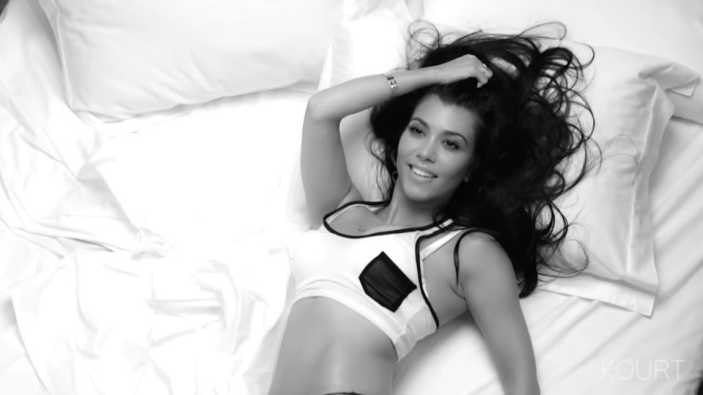 Kourtney Kardashian Sexy (18 Photos + Video)