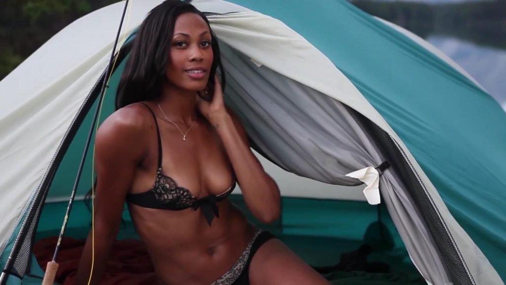 Kim Glass Sexy & Topless (51 Photos + Video)
