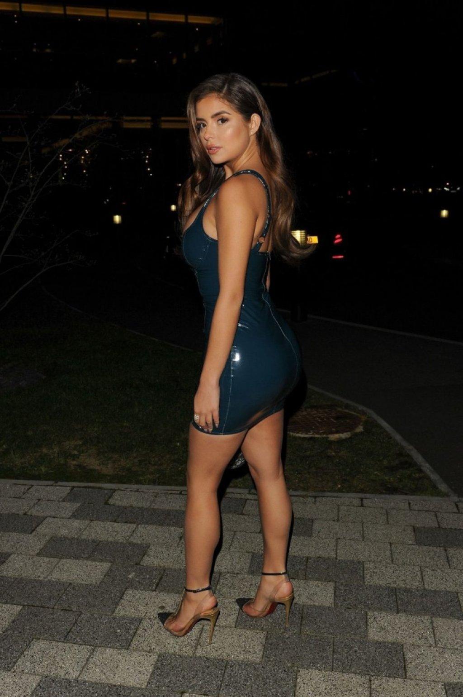 Demi Rose, Kaz Crossley Sexy (40 Photos)