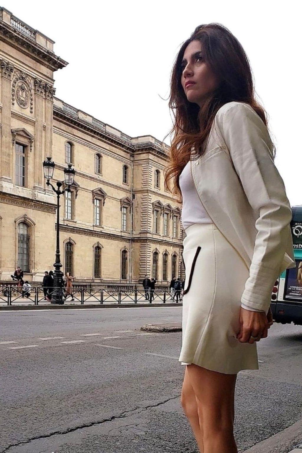 Blanca Blanco Braless (11 Photos)