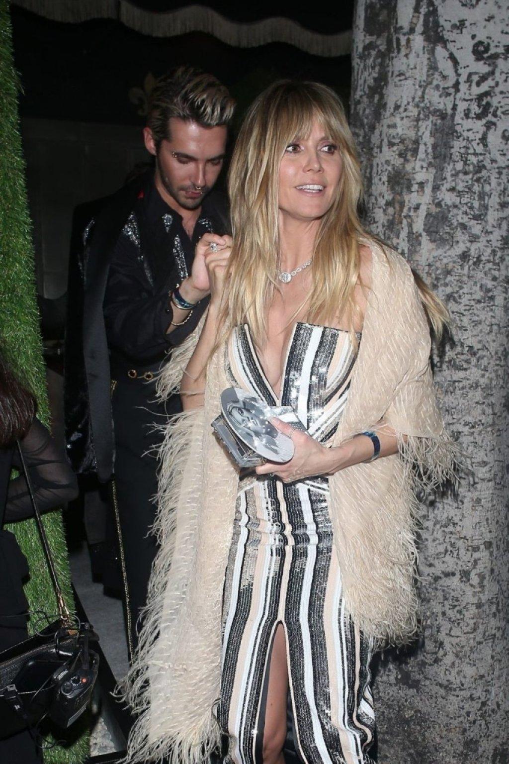 Heidi Klum Sexy (11 Photos)