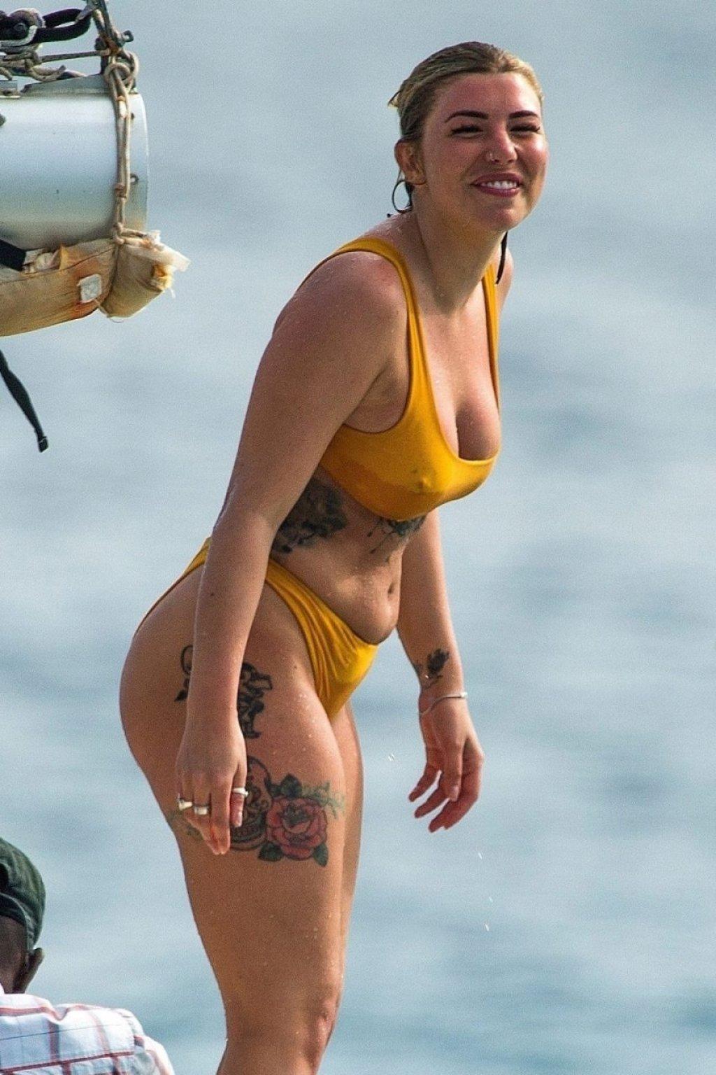 Olivia Buckland See Through & Sexy (47 Photos + Video)