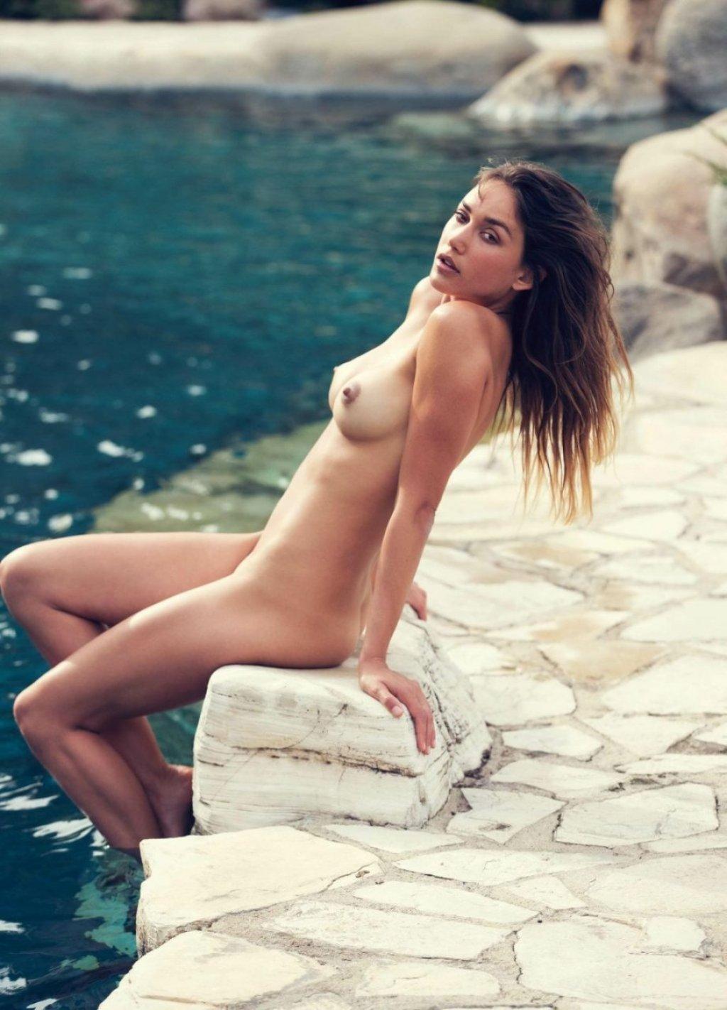 Brook Power Nude (6 Photos)