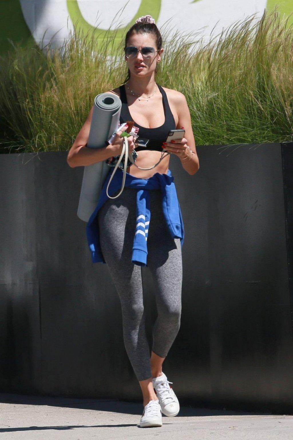 Alessandra Ambrosio Sexy (22 Hot Photos)