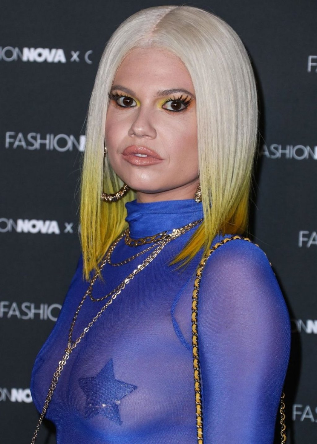 Chanel West Coast Braless (44 Photos)