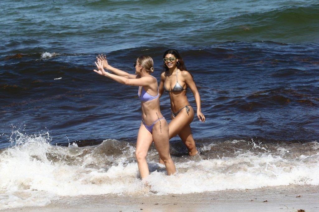 Danielle Herrington, Jasmine Sanders, Camille Kostek Sexy (178 Photos)
