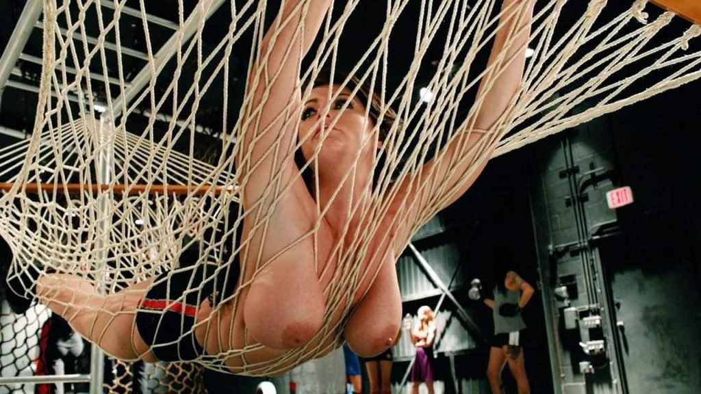 Caitlin Wachs, Kayden Kross, Sophie Dee Nude – The Hungover Games (4 Pics + GIF & Video)