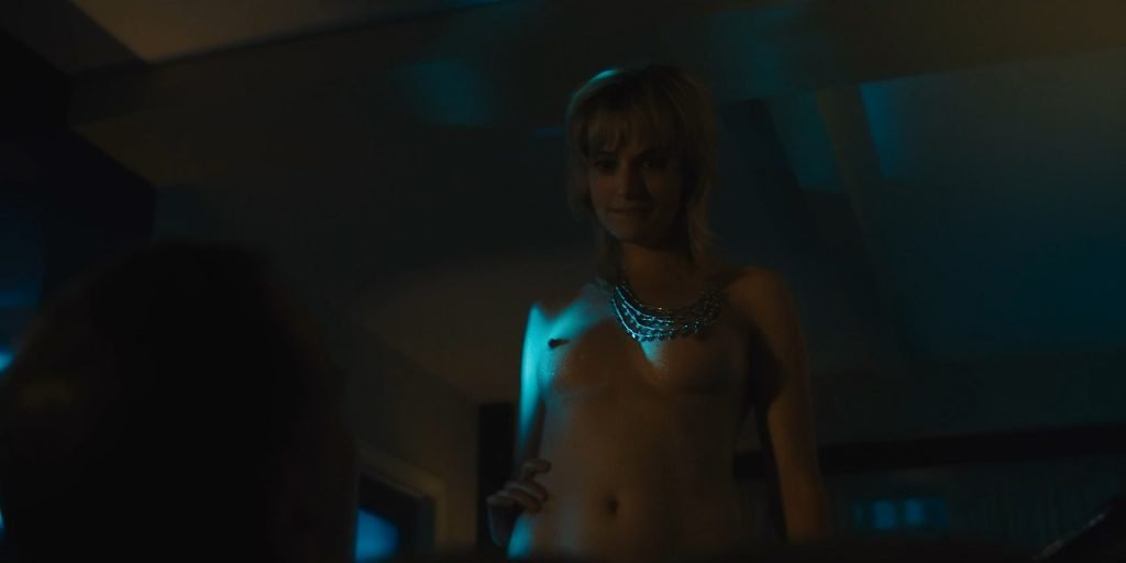 Gaite Jansen Nude – Jett (11 Pics + GIF & Video)