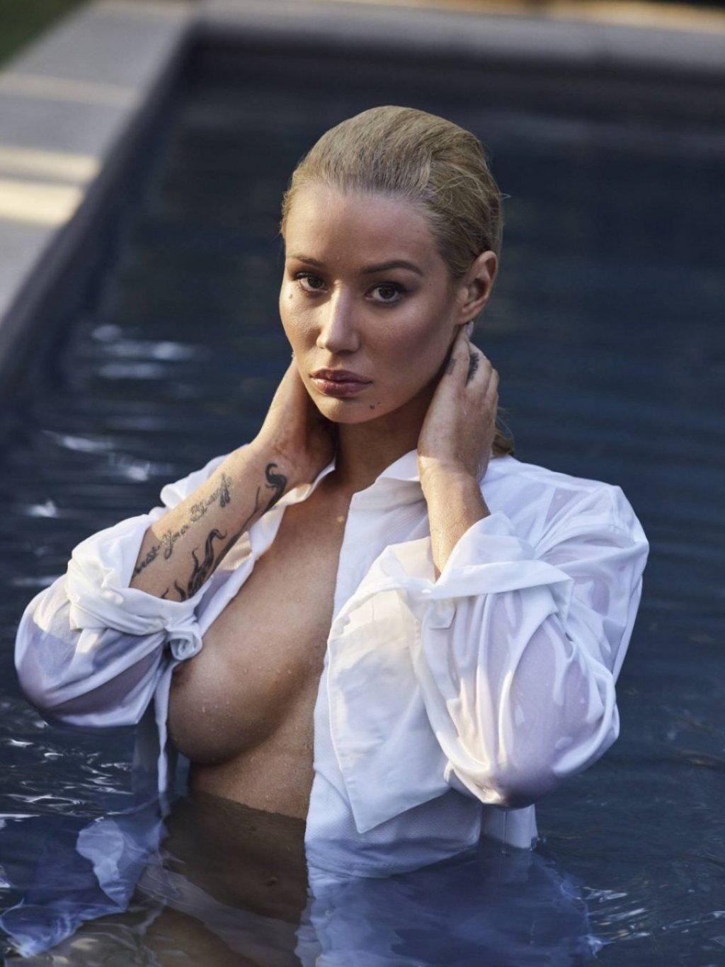 Iggy Azalea Nude Leaked Fappening (2 New Photos)