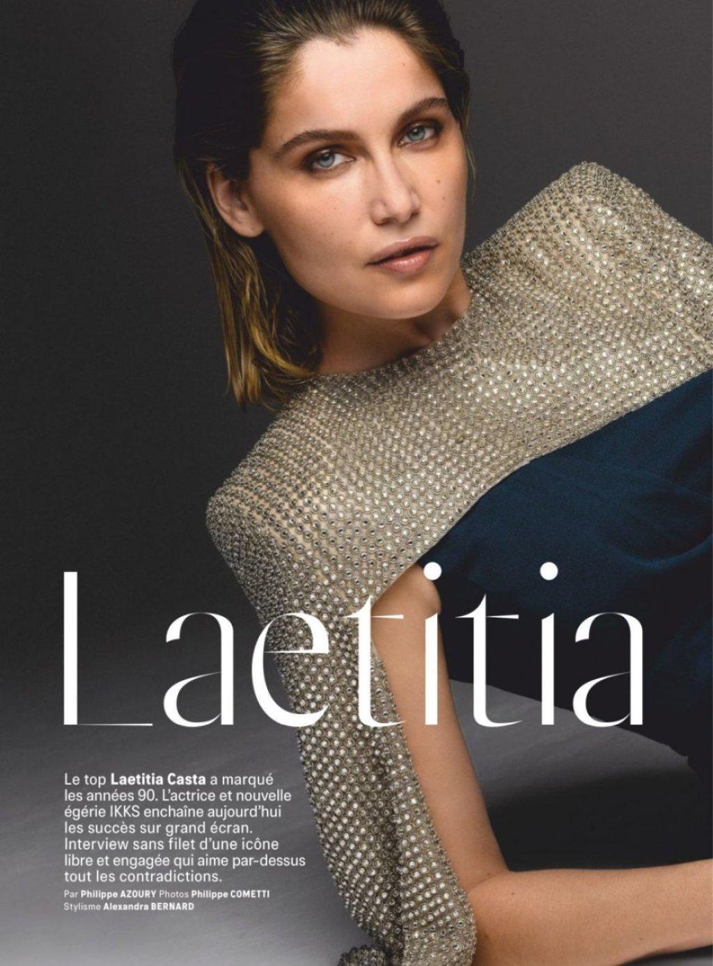 Laetitia Casta Sexy (5 Photos)
