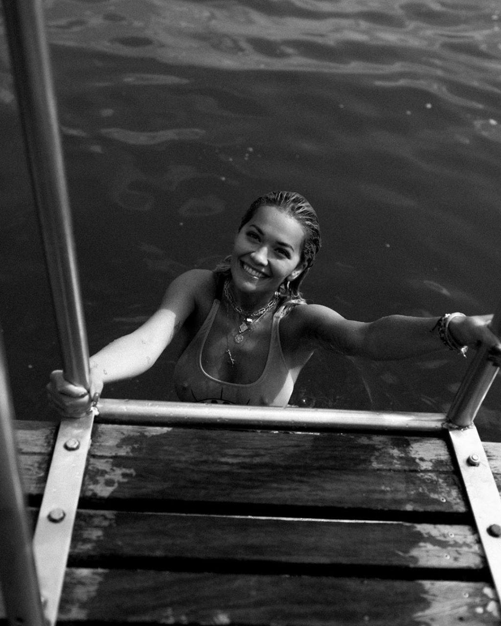 Rita Ora See Through (3 New Photos)