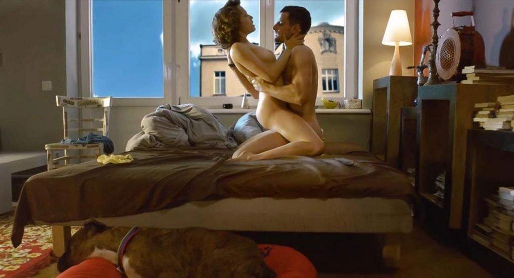 Aleksandra Hamkało Nude – Big Love (6 Pics + GIF & Video)